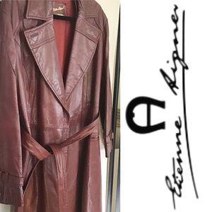 Etienne Aigner Vintage Leather